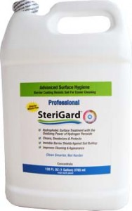 SteriGard Surface Hygiene Cleans & Deodorizes