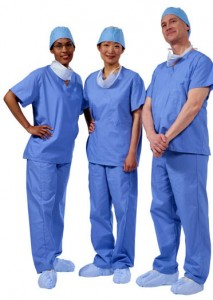 SteriGard for Institutional Uniforms & Scrubs